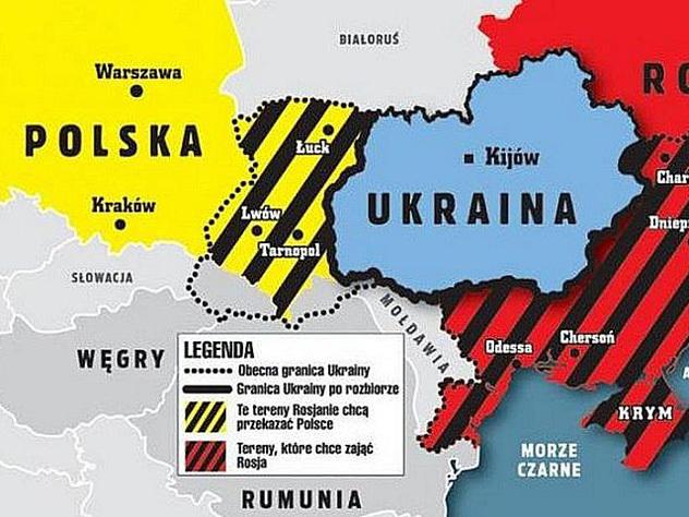Готовы первые иски всуд против Украины— Поляки настроены уверенно