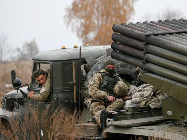 Вгосударстве Украина сообщили оготовности армии дойти доРостова-на-Дону