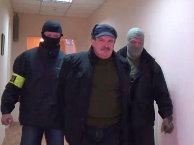 Бывшего офицера Черноморского флота обвиняют в шпионаже для Украины