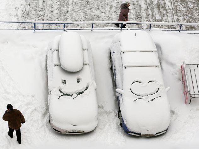В декабре Москву ждут сильные морозы и снегопады