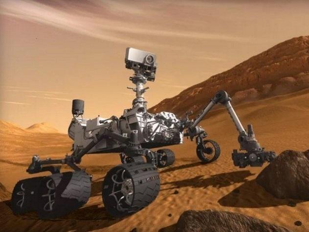 Марсоход встал намертво: у Curiosity обнаружилась капитальная поломка
