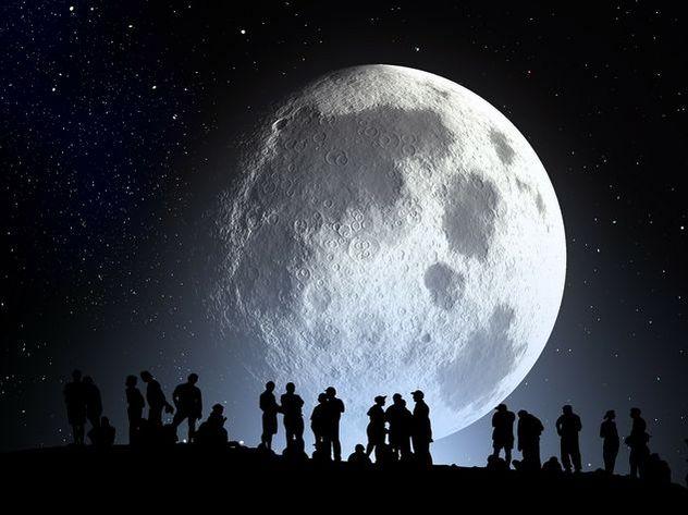 Ученые нашли на Луне гигантское хранилище питьевой воды