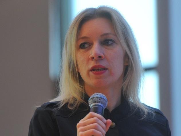 Мария Захарова: российская армия и флот оградили мир от войны