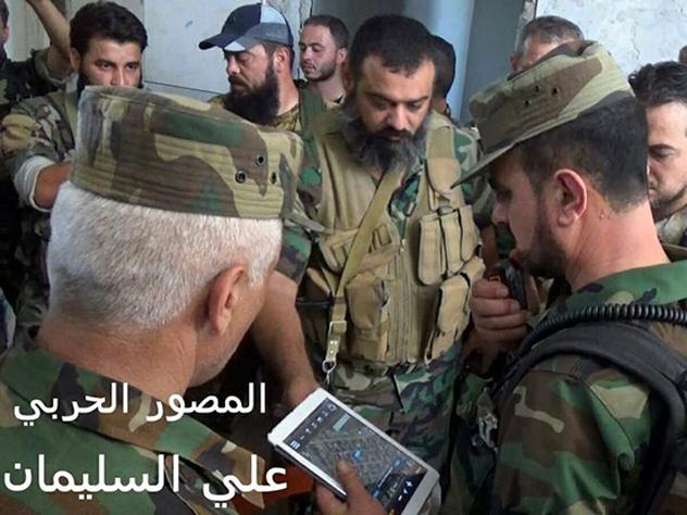 Сирийский спецназ взял в плен 130 офицеров НАТО
