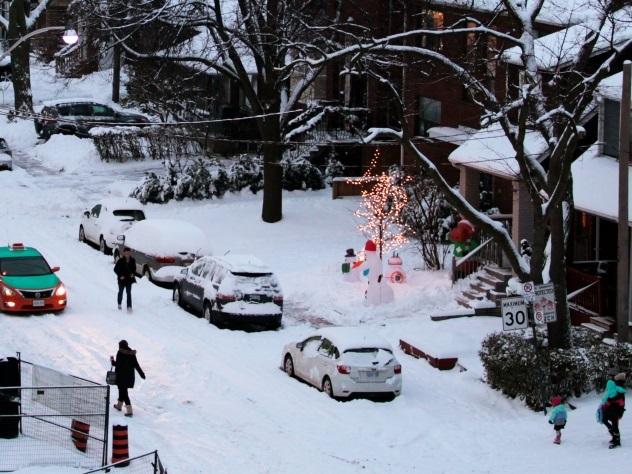 Более 15 человек пострадали в ДТП в Канаде