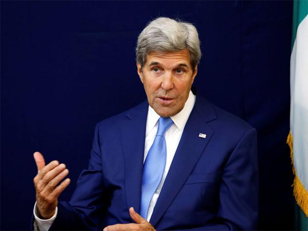 Джон Керри: Россия спасла Сирию