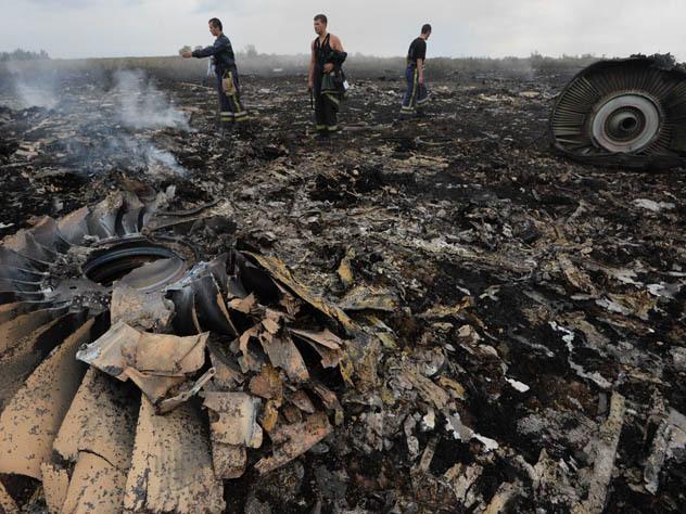 Часть материалов по крушению МН17, отобранных у журналистов, могут удалить