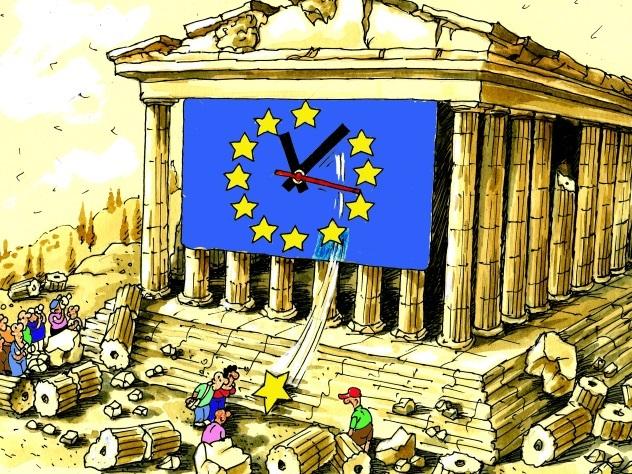 Евросоюз может ввести визовый режим с Америкой и Канадой