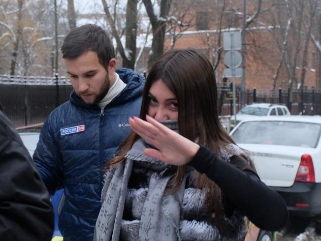 Мара Багдасарян расплатилась за свои правонарушения
