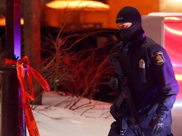 премьер министр канады посчитал стрельбу мечете трусливым нападением