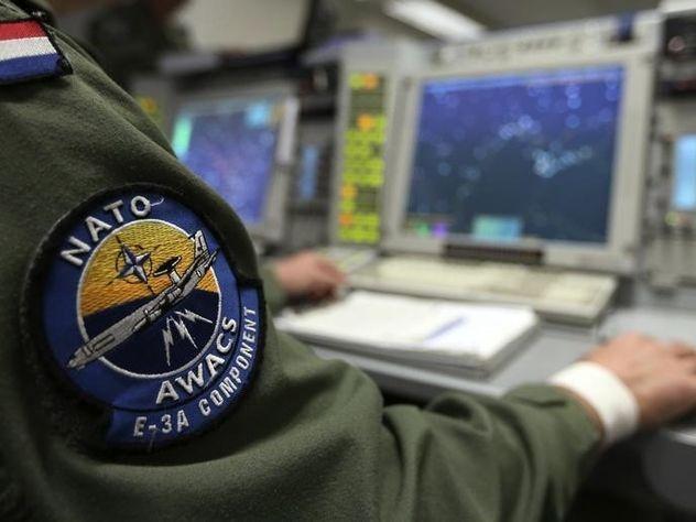 Военные корабли НАТО вошли в Черное море