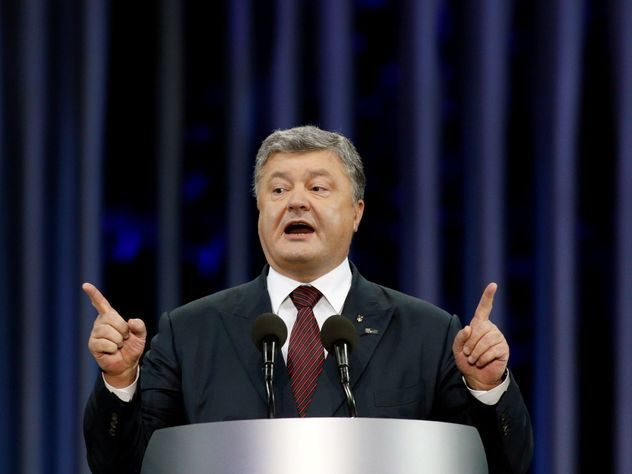 Порошенко объявил себя главным сторонником отмены антироссийских санкций