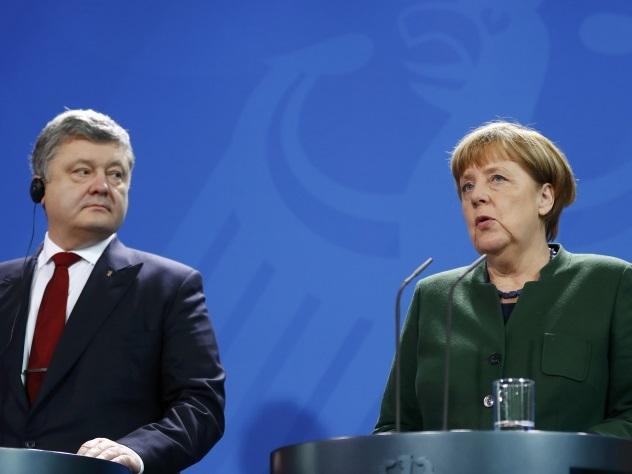 Порошенко собирается провести референдум о вступлении Украины в НАТО