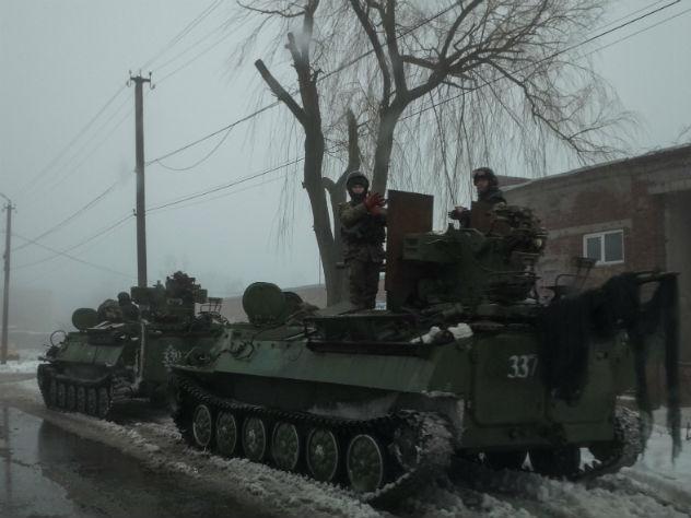 ДНР: в Киеве готовятся к масштабному наступлению на Донбасс