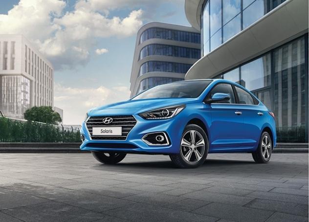 Новый Hyundai Solaris: бестселлер скинул камуфляж
