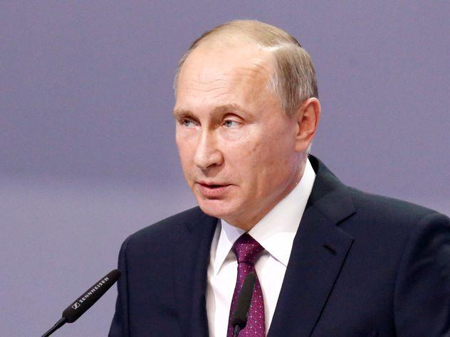 Путин заявил о неизбежности прекрасного будущего России