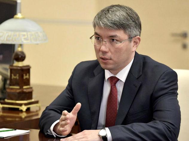 Правительство Бурятии уволено новым главой региона