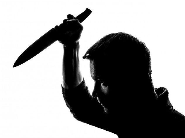 В Москве дизайнер из Украины набросился с ножом на несовершеннолетнюю