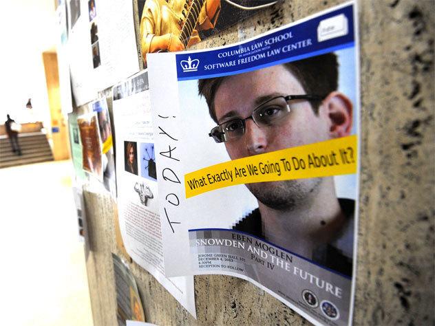 Сноуден нашел неоспоримое доказательство, что он не шпион России
