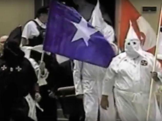 В США застрелили главу Ку-клукс-клана