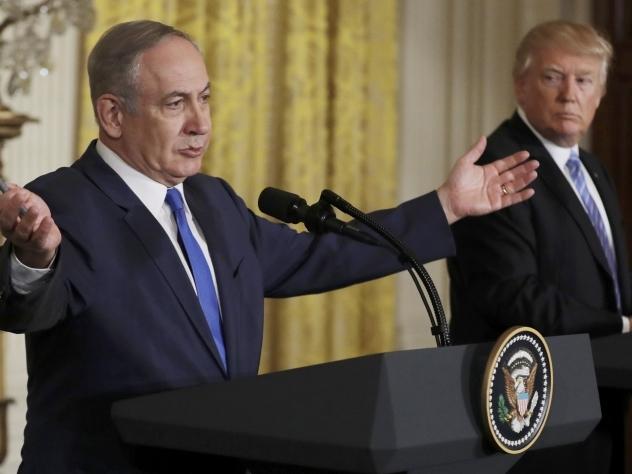 Дональд Трамп: говорит об Израиле, думает о России