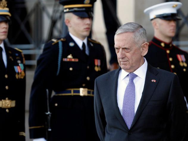 Пентагон: с Москвой надо говорить с позиции силы