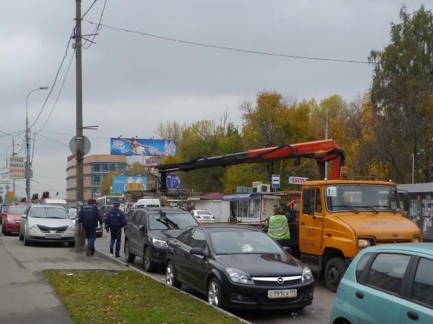Автолюбителей поманили отменой эвакуаторов