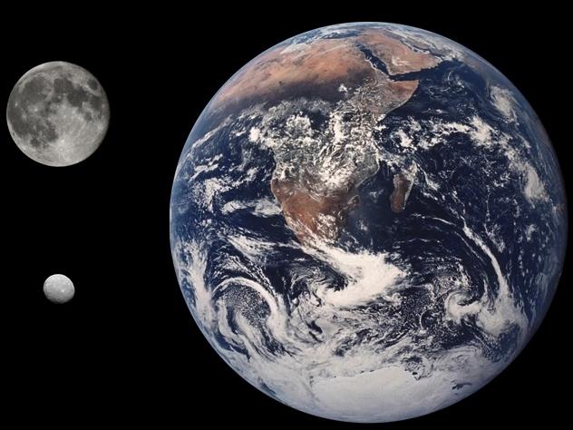 Ученые обнаружили на Церере не только воду, но и органику