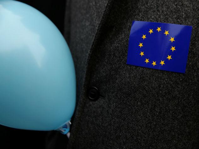 Евросоюз ввел безвизовый режим для Грузии