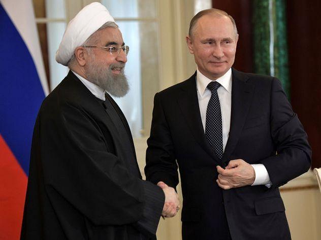 Президенты России и Ирана подписали 16 документов о сотрудничестве