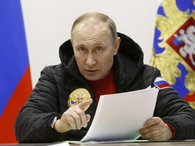 Путин жестко отчитал тех, кто участвовал в митингах ради самопиара