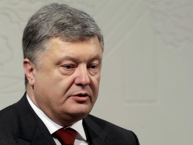 Порошенко намерен конфисковать уголь Донбасса