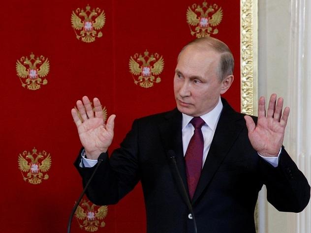 Скучно, девочки: фраза Путина взорвала рунет