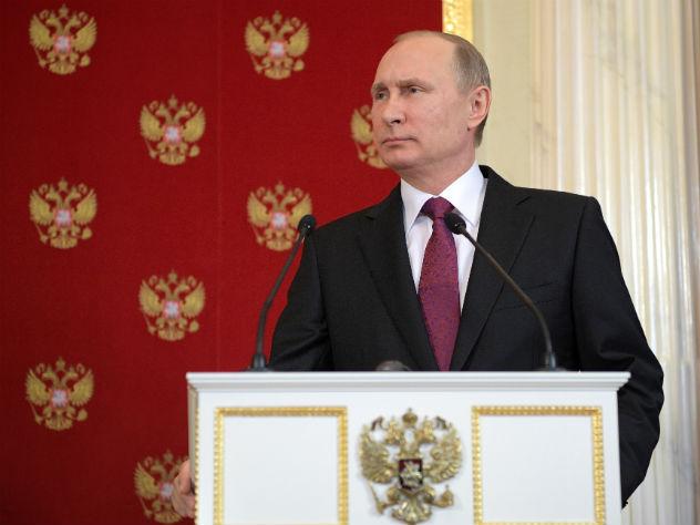 Путин предупредил о лишении гражданства членов ИГ
