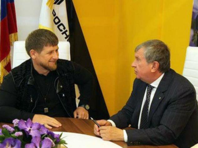 Сечин и Кадыров хотят судиться с Financial Times