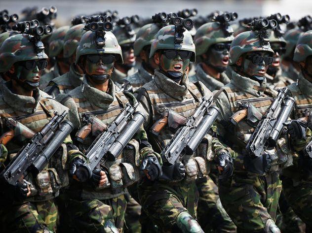 Эксперт: новая война в Корее грозит перерасти в Третью мировую
