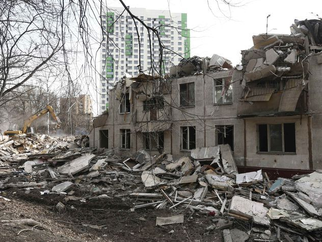 Часть девятиэтажек в Москве могут снести вместе с хрущевками