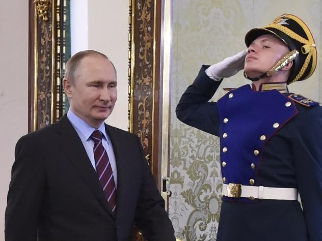 Путин подшутил над стремлением Германии отказаться от российского газа