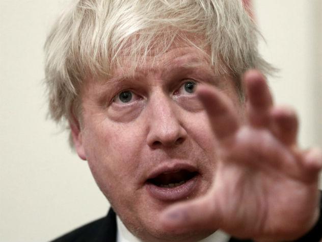 Джонсон: Британия никогда не признает Крым частью России