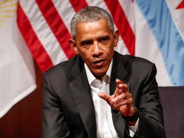 Обаму назвали грязным капиталистом за лекцию в 400 тысяч долларов