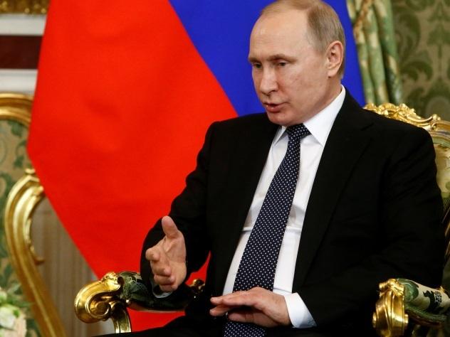 Оливер Стоун снимет фильм о Путине