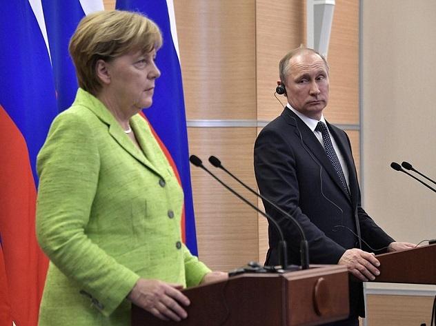 Ангела Меркель вступилась за чеченских гомосексуалистов