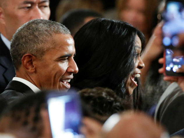 В юности Обама бросил белую девушку ради карьеры в политике