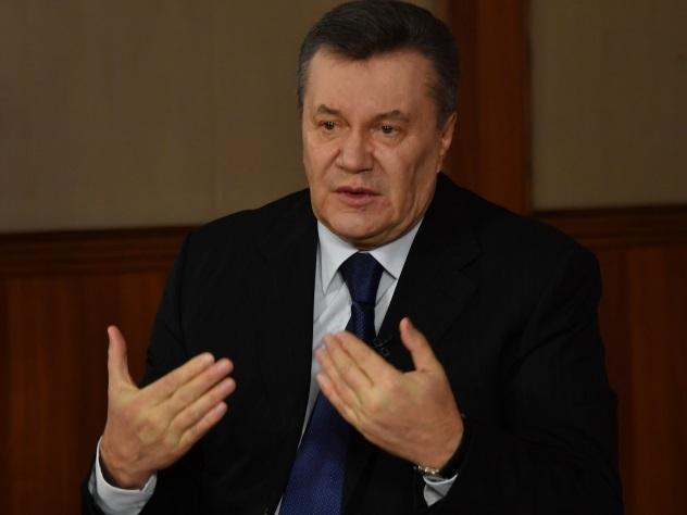 Киев требует пожизненного срока для Януковича