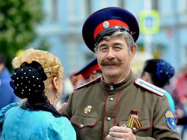 Украинскому министру посоветовали не дразнить казачество