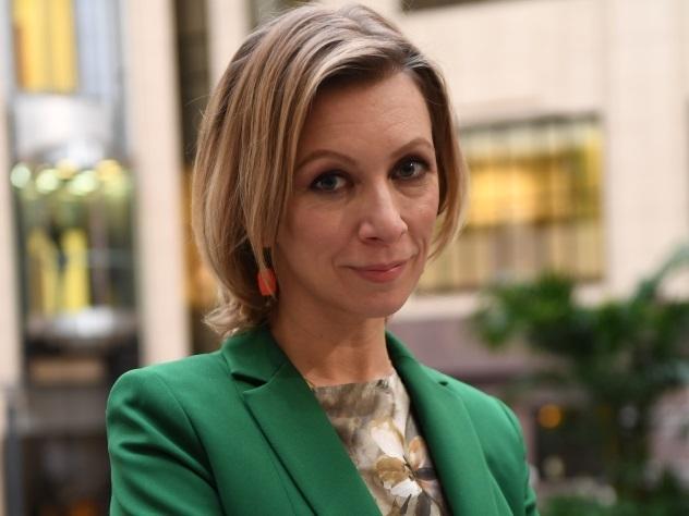 Захарова поиронизировала над выдумками США