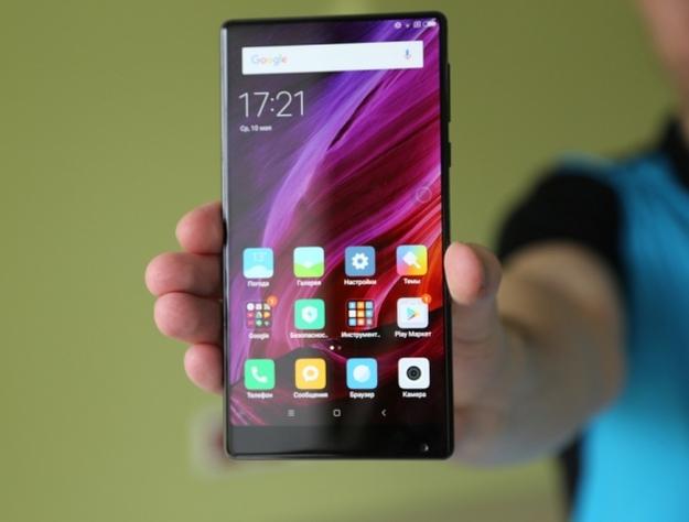 Как китайцы Apple опередили: тест флагманского смартфона Xiaomi Mi Mix