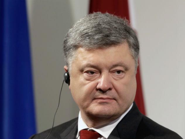 Порошенко уверен, что безвизовый режим вернет Крым