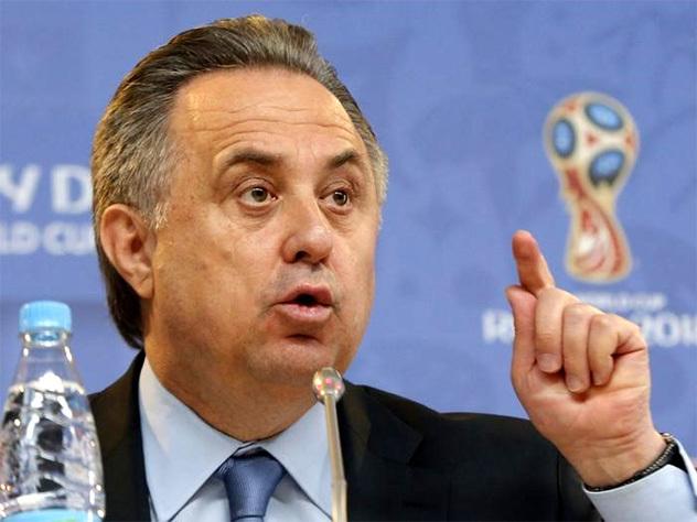 Мутко обещал Медведеву порвать всех в футболе