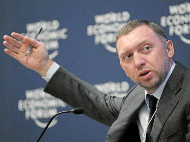 Олег Дерипаска засудит Associated Press за клевету